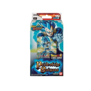Dragon Ball Super Card Game: Pride of the Saiyans Starter Deck