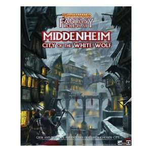 Warhammer Fantasy Roleplay: Middenheim: City of the White Wolf