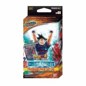 Dragon Ball Super Card Game: Premium Pack Set 05