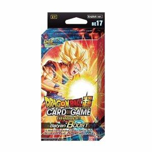 Dragon Ball Super Card Game: Expansion Set 17 – Saiyan Boost