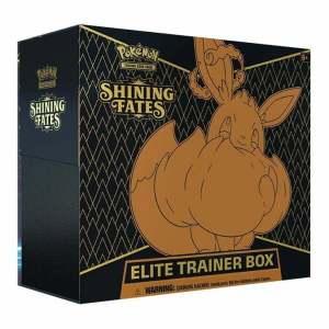 Pokémon Trading Card Game: Shining Fates Elite Trainer Box