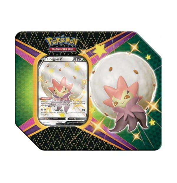 Pokémon Trading Card Game: Shining Fates Eldegoss V Tin
