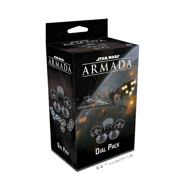 Star Wars: Armada Dial Pack