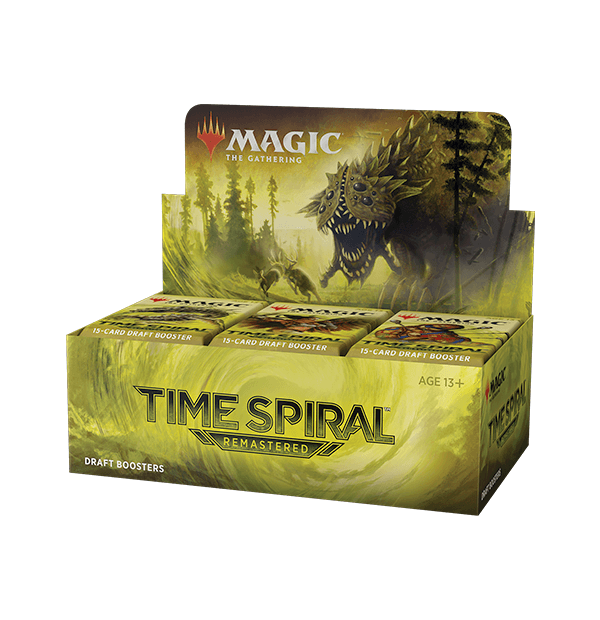 Magic the Gathering: Time Spiral Remastered Draft Booster Box