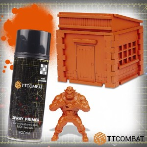 Shaltari Orange Spray Primer