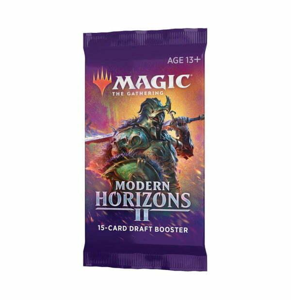 Magic the Gathering: Modern Horizons 2 Draft Booster