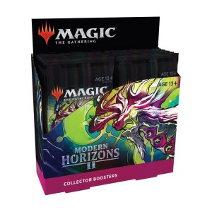 Magic the Gathering: Modern Horizons 2 Collector Booster Box
