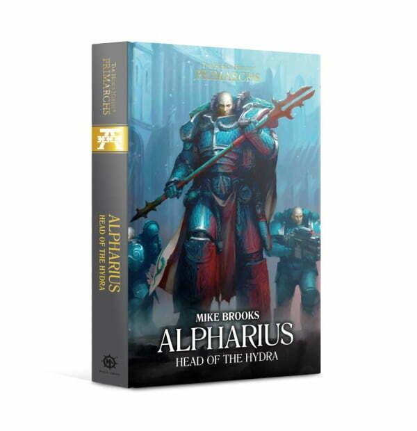 Alpharius: Head of the Hydra (HB)