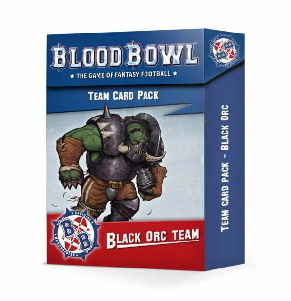 Black Orc Team Card Pack