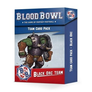 Black Orc Team Card Pack