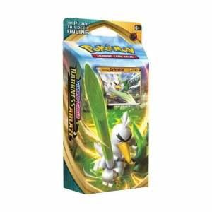 Pokémon Trading Card Game: Sword and Shield Darkness Ablaze Galarian Sirfetch'd Theme Deck