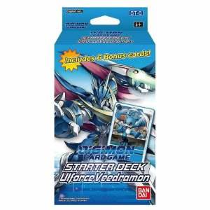 Digimon Trading Card Game: Ulforce Veedramon Starter Deck ST-8