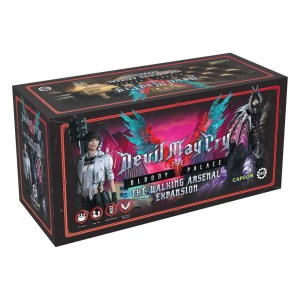 Devil May Cry™: The Bloody Palace - The Walking Arsenal Expansion