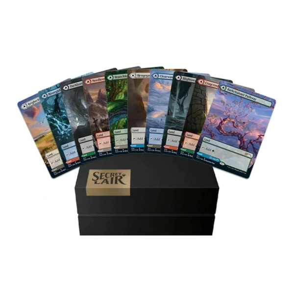 Magic the Gathering: Secret Lair: Ultimate Edition 2 - Grey Box