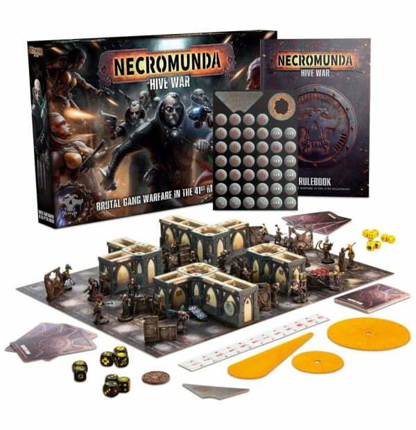 Necromunda: Hive War