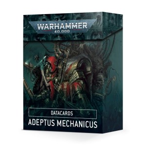 Adeptus Mechanicus Datacards