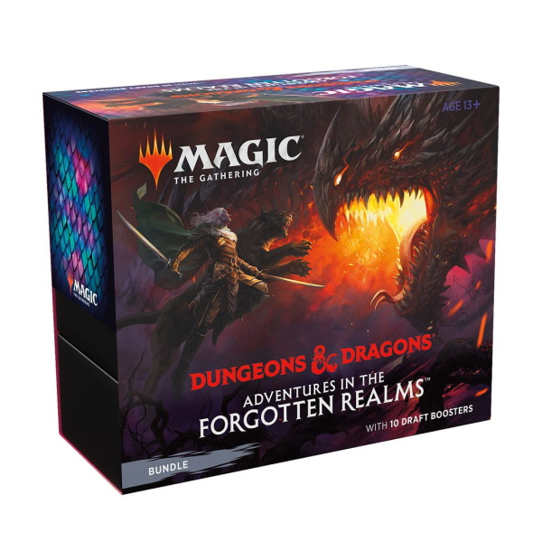 Magic the Gathering: D&D Adventures in the Forgotten Realms Bundle
