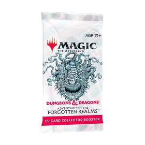 Magic the Gathering: D&D Adventures in the Forgotten Realms Realms Collector Booster