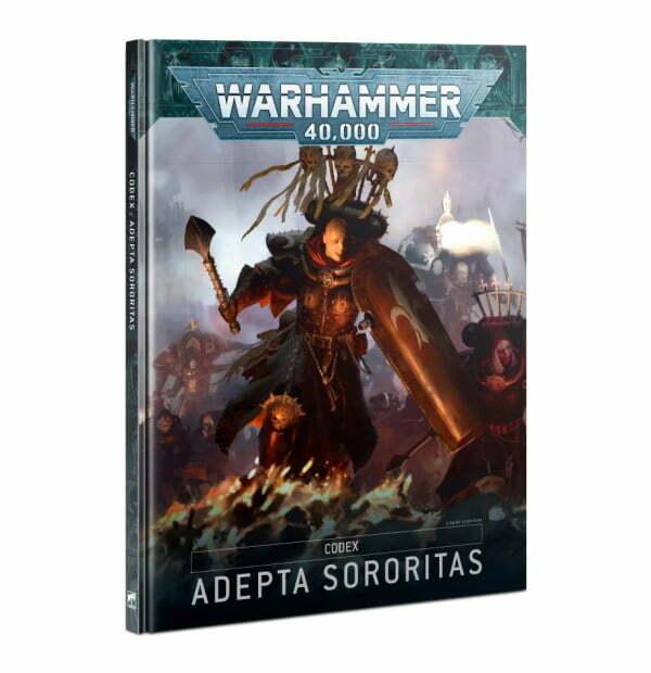 Adepta Sororitas Codex