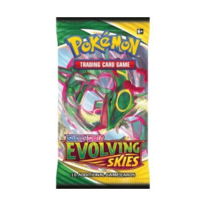 Pokémon Trading Card Game: Sword and Shield – Evolving Skies Booster