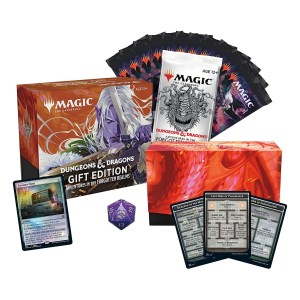 Magic the Gathering: D&D Adventures in the Forgotten Realms Bundle Gift Edition
