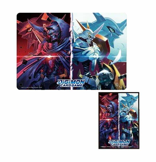 Digimon Trading Card Game: Tamer's Set 2 PB-04