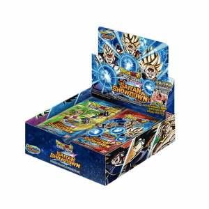 Dragon Ball Super Card: Unison Warrior Series Saiyan Showdown Booster Box