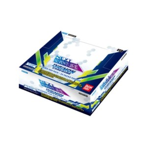 Digimon Trading Card Game: Next Adventure BT07 Booster Box