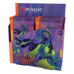 Magic the Gathering Innistrad: Midnight Hunt Collector Booster Box