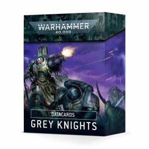 Grey Knights Datacards
