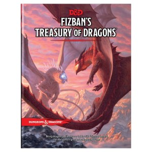 Dungeons & Dragons: Fizban's Treasury of Dragons
