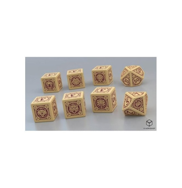 The Witcher RPG: Essential Dice Set