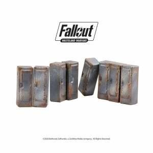 Fallout: Wasteland Warfare - Vault Tec Lockers