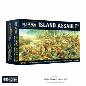 Bolt Action Island Assault!