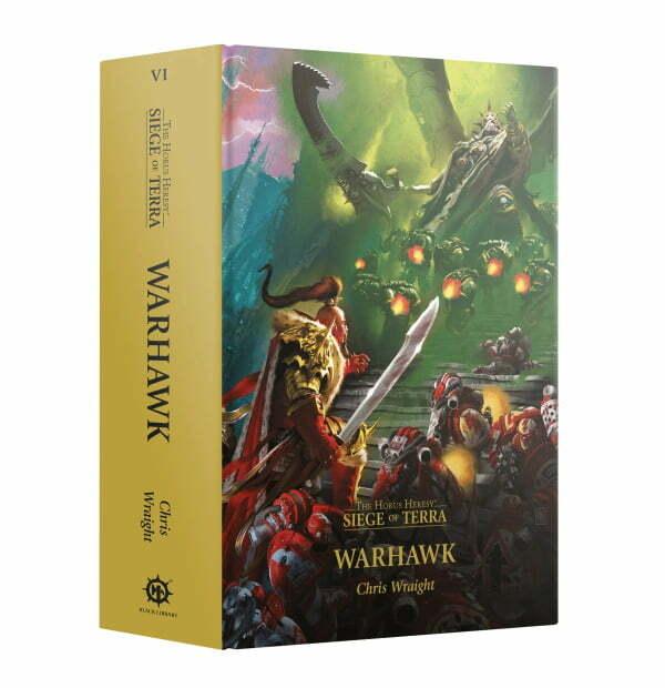 Horus Heresy: Siege of Terra: Warhawk (HB)