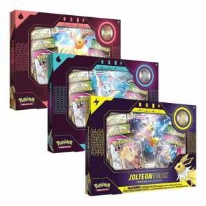 Pokémon Trading Card Game: Jolteon VMax Premium Collection