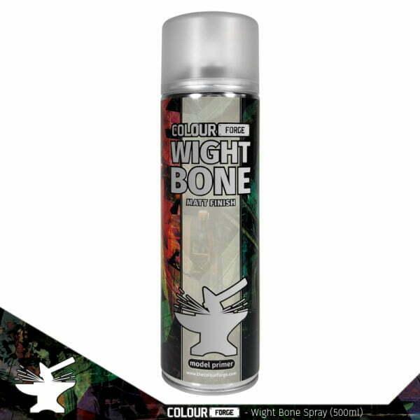 Colour Forge Wight Bone Spray (500ml)