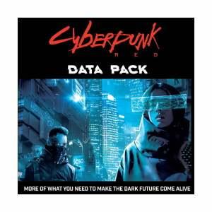 Cyberpunk Red RPG Data Pack