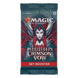 Magic the Gathering Innistrad: Crimson Vow Set Booster