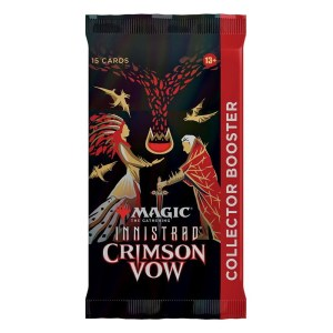 Magic the Gathering Innistrad: Crimson Vow Collector Booster