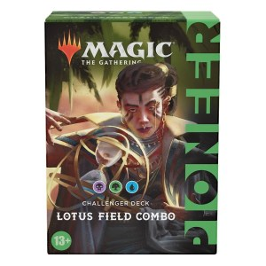 Magic the Gathering: Lotus Field Combo Pioneer Challenger Deck