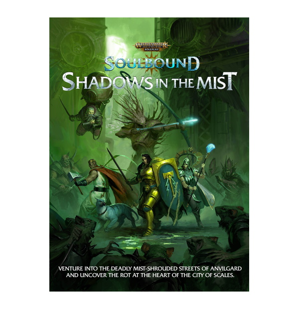 Warhammer Age of Sigmar Soulbound Shadows in the Mist