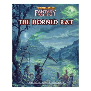 Warhammer Fantasy Roleplay: The Horned Rat: Enemy Within Campaign Director's Cut Vol. 4