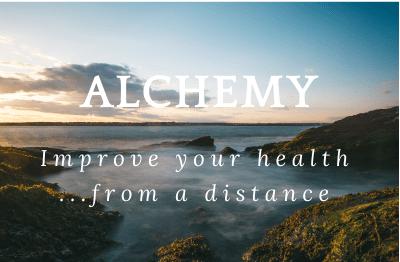 Alchemy - Remote Treatment of chronic illnesses