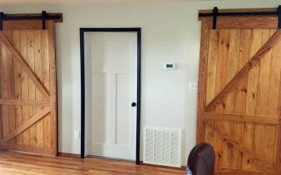 Custom Barn Style Doors