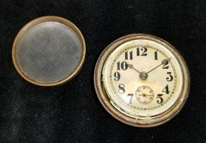 Antique Dashboard Clock