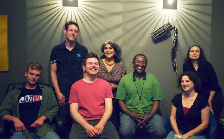 Willem de Koch, David Arend, Max Wood, Sumi Tonooka, Salim Washington, Samanthas Boshnack, Erica Lindsay