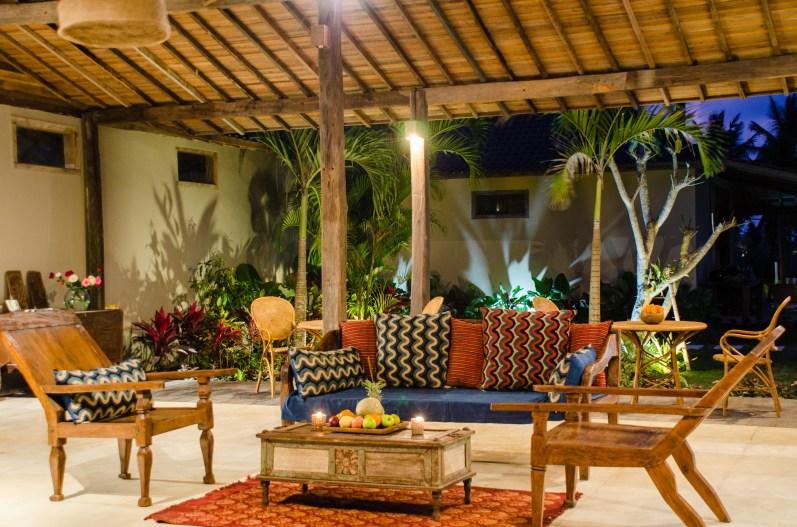 Azadi Retreat Lounge