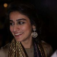 Pakistani drama actress Alishba Yousuf