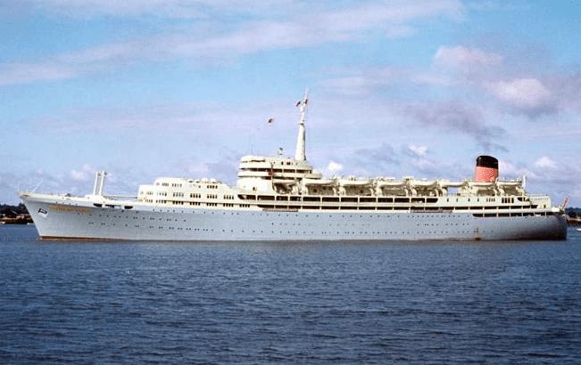 SS Southern Cross (1955) - Alchetron, the free social encyclopedia